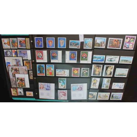 Caledonie New Collection Of New Stamps Without Hinge