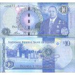 Billete de banco colección Tonga - PK N° 46 - 10 Pa' anga