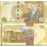 Banconote collezione Tonga - PK N° 47 - 20 Pa'anga