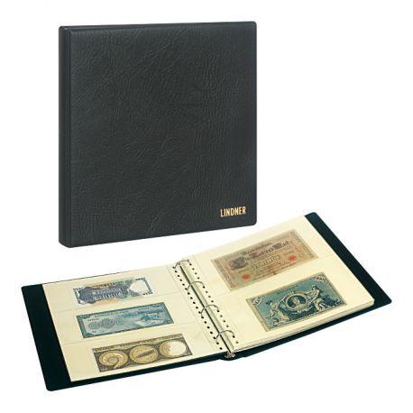 Álbum para billetes de banco SRS