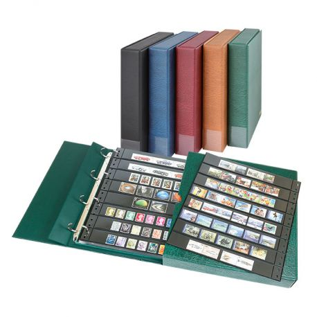 Lindner Album per francobolli CCE