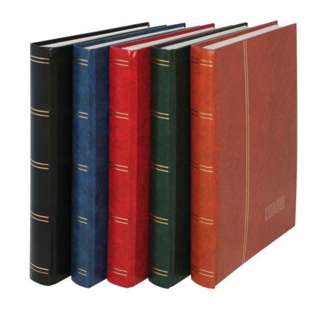 Einsteckbücher A4 Lindner Standard 48 weiße Seiten