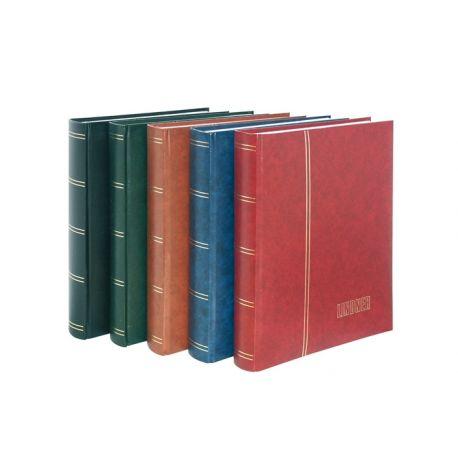 Matériel philatélique de marque Lindner Classeurs A4 Lindner Standard 64 pages blanches 40,10 €