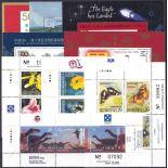 Micronésie Ensemble de 9 blocs différents neufs