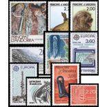 Andorra francese anno 1988 completa francobolli nuovi