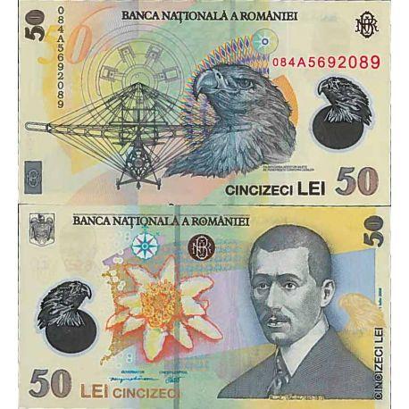 Banconote collezione Romania - PK N° 120 - 50 Lei