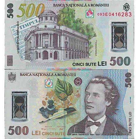 Banconote collezione Romania - PK N° 123 - 500 Lei