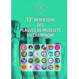 Le répertoire Lambert 2016 des plaques de muselet de champagne