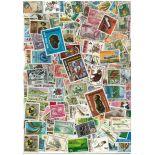 Sammlung gestempelter Briefmarken Rhodesien