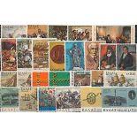 Grèce Année 1971 Complète timbres Neufs