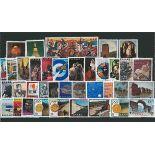 Briefmarke Griechenland neues ganzes Jahr 1980