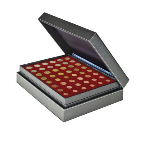 Coffret NERA XL avec plateaux pour 18 séries euros