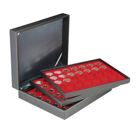 Coffret NERA XL pour 105 pièces de 2 euros sous capsules