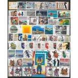 Allemagne Fédérale - Année 1993 complète timbres neufs