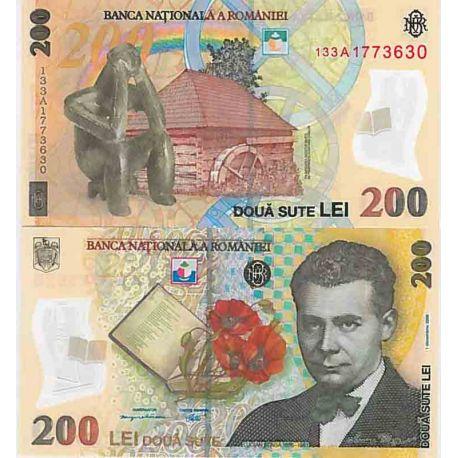 Banconote collezione Romania - PK N° 122 - 200 Lei