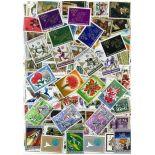 Collezione di francobolli Ruanda usati