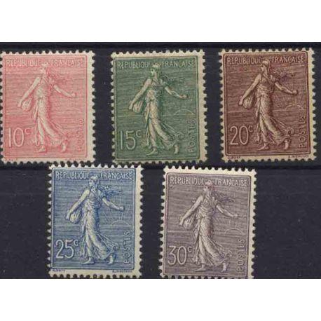 France Année 1903 Complète timbres neufs