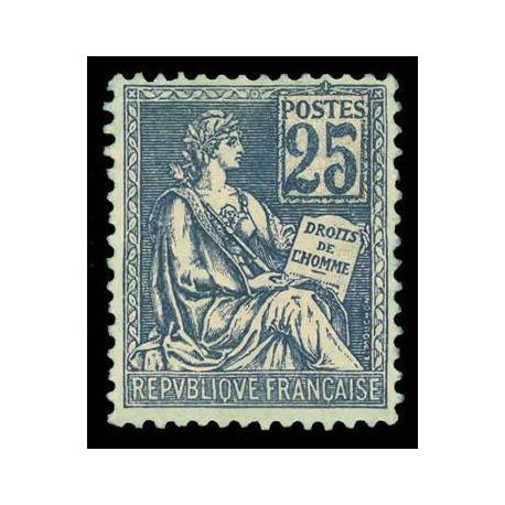 Timbre France N° 114 neuf avec charnière