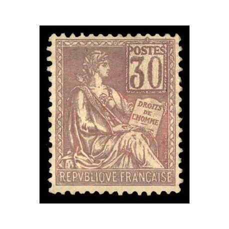 Timbre France N° 115 neuf avec charnière