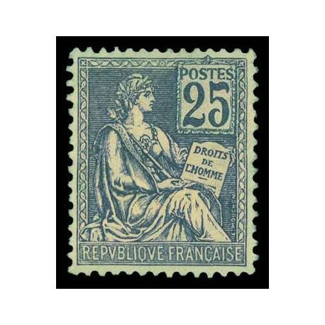 Timbre France N° 118 neuf avec charnière