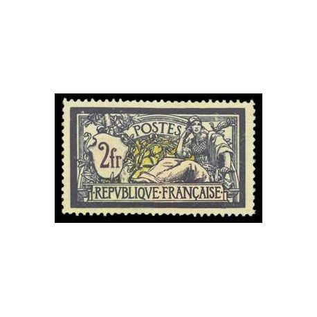 Timbre France N° 122 neuf avec charnière