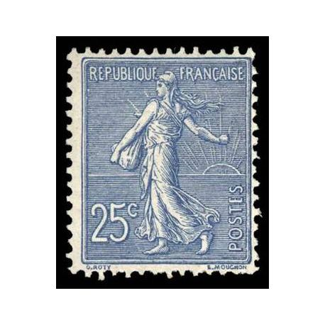 Timbre France N° 132 neuf avec charnière