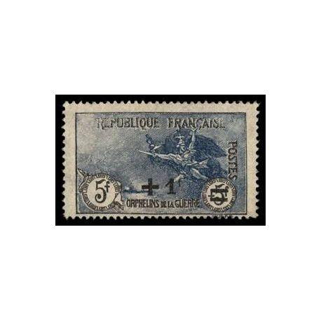 Timbre France N° 169 neuf avec charnière