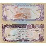 Billet de collection Afghanistan Pk N° 56 - 20 Afghanis