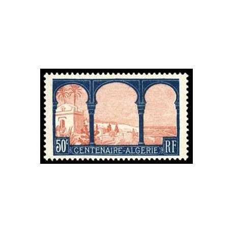 Timbre France N° 263 neuf avec charnière