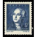 Französisch Briefmarken N ° 581 mit Scharnier