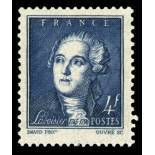 French stamps N° 581 unused with hinge