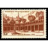 Französisch Briefmarken N ° 539 mit Scharnier