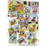 Sammlung gestempelter Briefmarken Sierra Leone