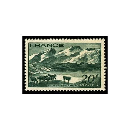 Timbre France N° 582 neuf avec charnière