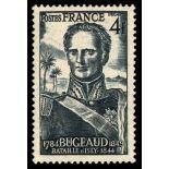Timbre France N° 662 neuf avec charnière