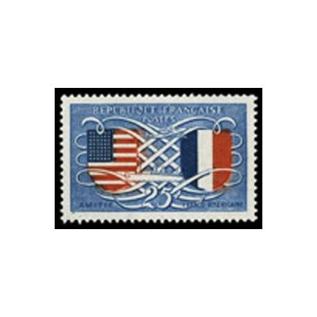 Timbre France N° 840 neuf avec charnière