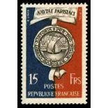 Timbre France N° 906 neuf avec charnière