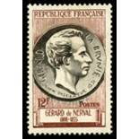 Timbre France N° 1043 neuf avec charnière