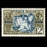 Timbre France N° 1107 neuf avec charnière