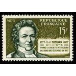 Timbre France N° 1139 neuf avec charnière