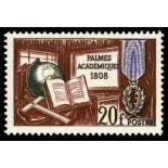 Timbre France N° 1190 neuf avec charnière