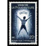 Timbre France N° 1224 neuf avec charnière
