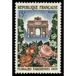 Timbre France N° 1189 neuf avec charnière