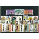 Collezione di francobolli Ste Lucia usati