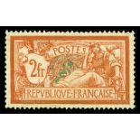 Timbre France N° 145 neuf avec charnière