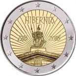 Irlanda 2016 - 2 euro conmemorativa Hibernia