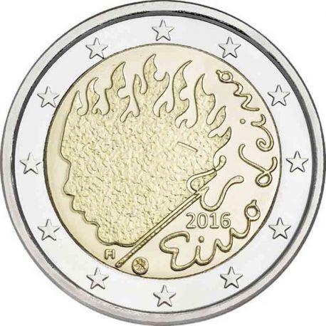 Finlande 2016 - 2 euro commémorative Eino Leino
