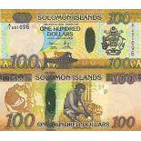 Billete de banco colección $salomón - PK N° 39 - 100 Dólares