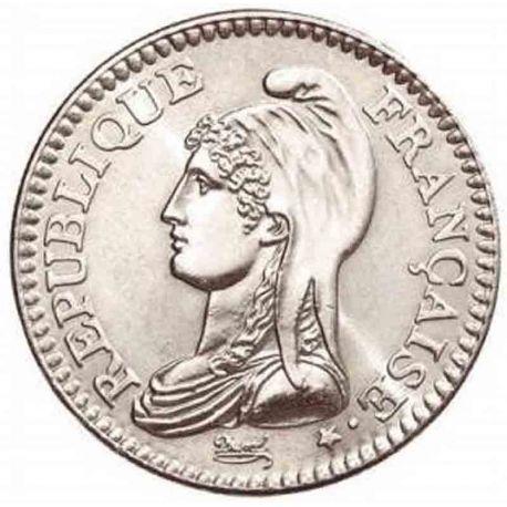 Pièce 1 franc 1992 République