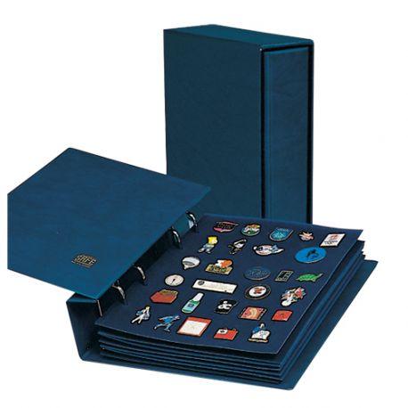 Album Safe Compact pour Pin's